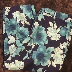 Counterparts Spring Floral Pants